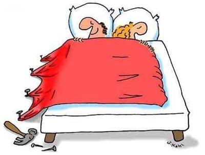 Чтобы одеяло не съезжало