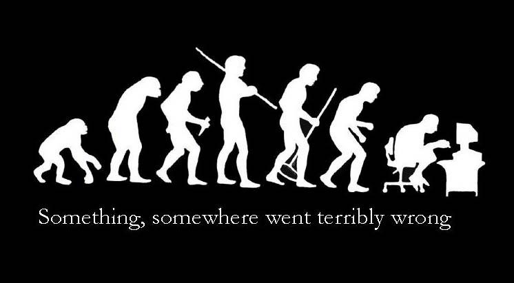 обратная эволюция