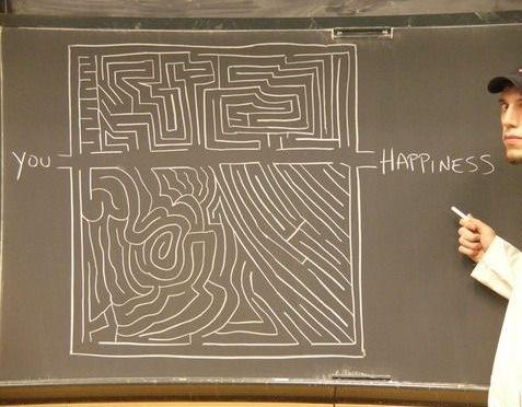 Извилистый путь к счастью