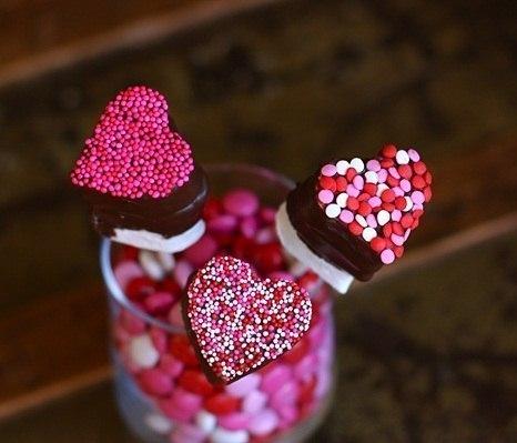 Вкусная валентинка