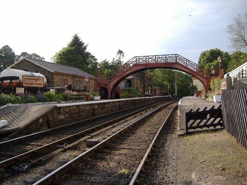 Станция Хогсмид