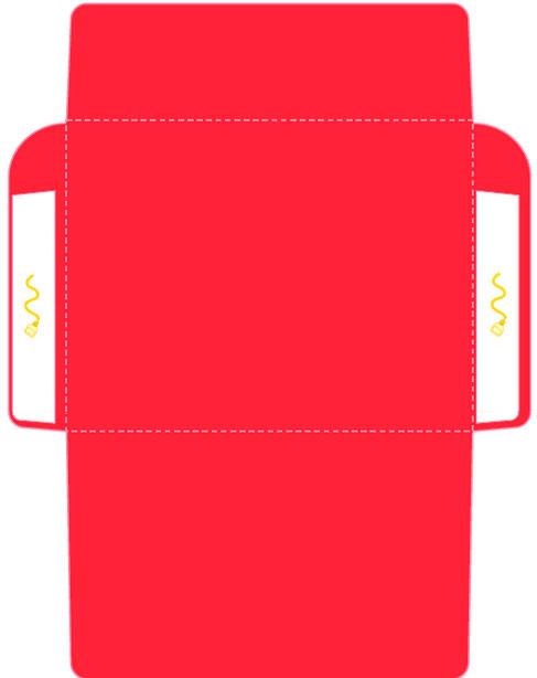 Шаблоны для конвертов 04