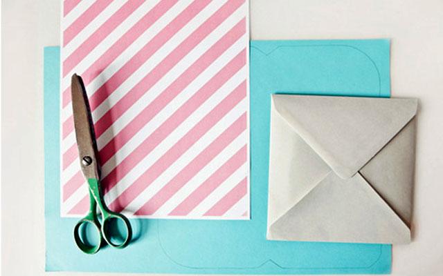 конверт из бумаги своими руками20
