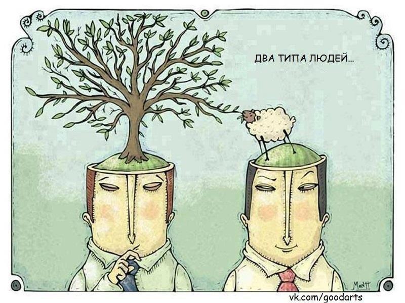 два типа людей